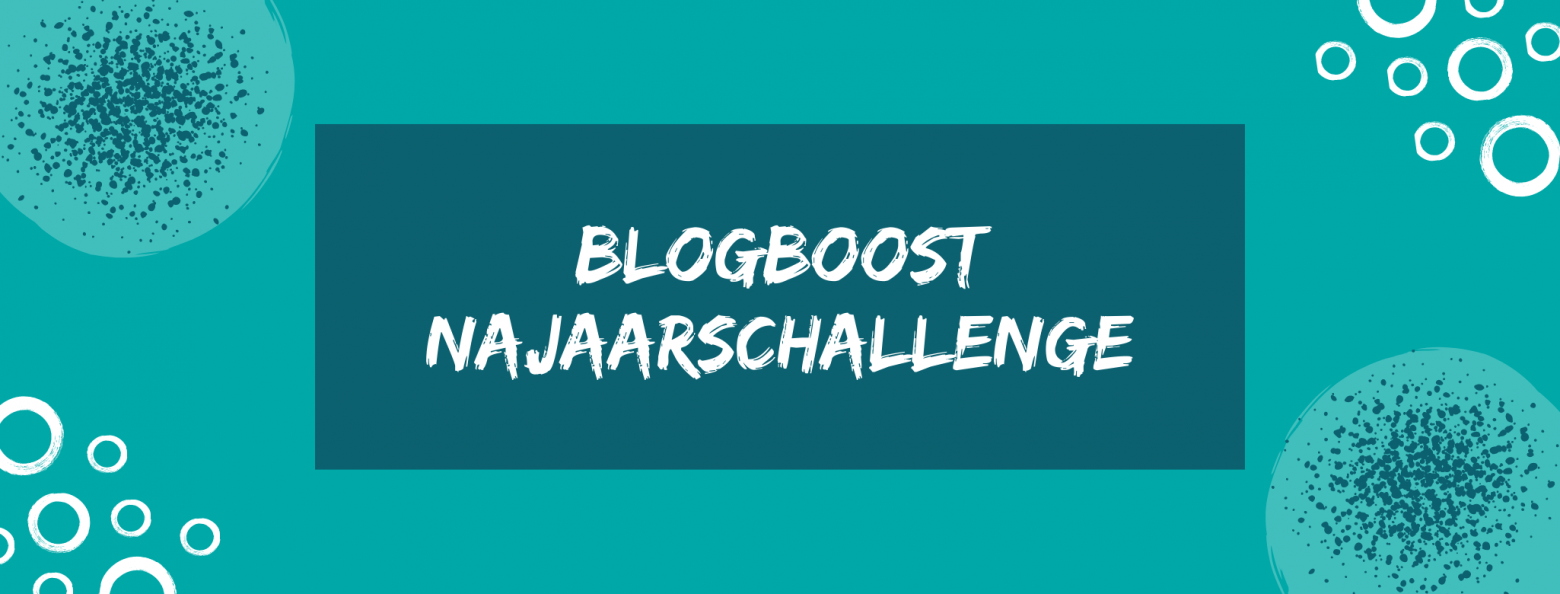 BlogBoost Najaarschallenge Thema 7: Me, myself and I